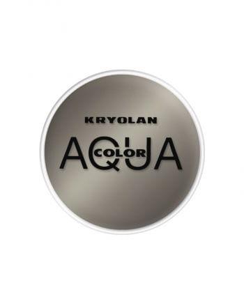 Theaterschminke Aquacolor grau 15 ml