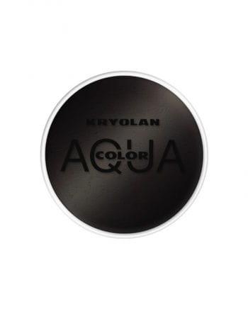 Kryolan Aquacolor schwarz 15 ml