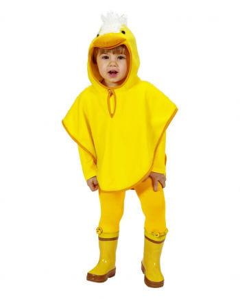 Chick Plush Poncho