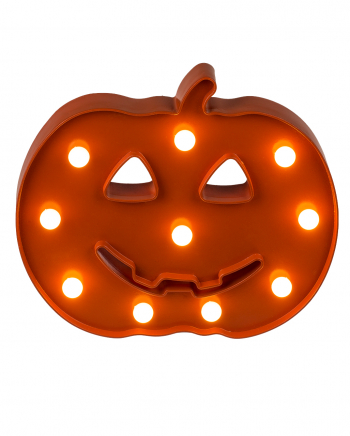 Pumpkin Decoration With LED Lighting
