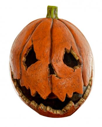 Pumpkin Face Vollkopf Maske