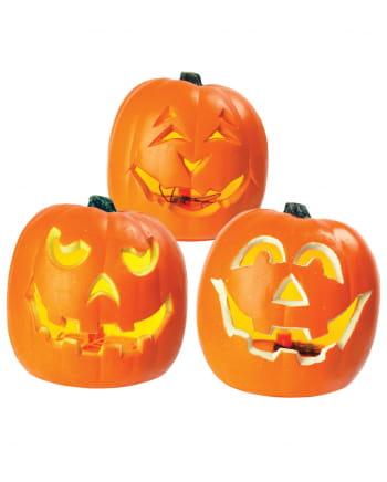 Jacko Lantern Pumpkin Light 13cm