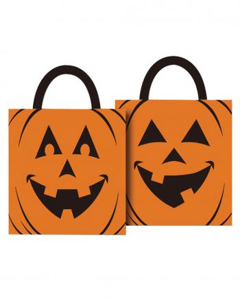 Pumpkin Süßigkeiten Sammel Tasche
