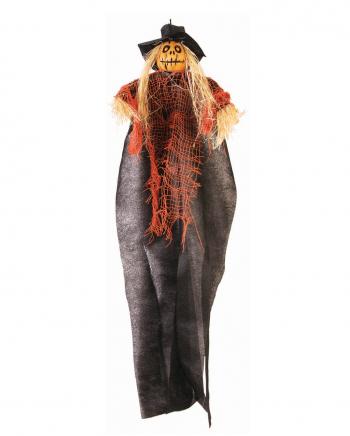 Kürbis Vogelscheuche Hängedeko 60cm