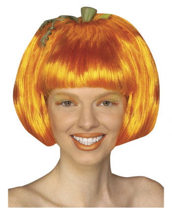 Cheeky Pumpkin Wig