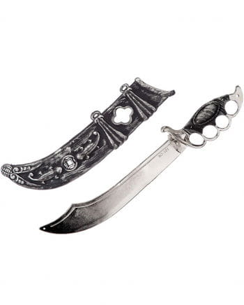 Short Pirate Saber With Sheath
