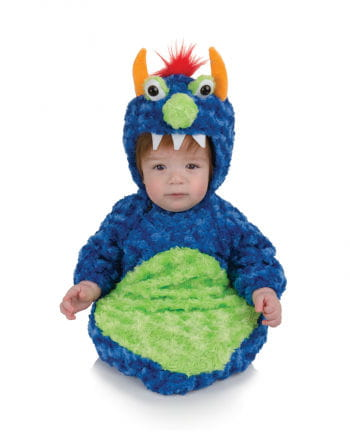 Cuddly Monster Baby Sack