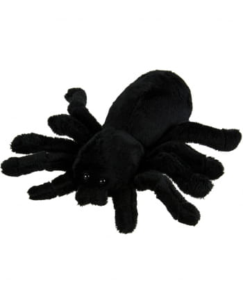 Cuddly Toy Spider From Plush 18 Cm