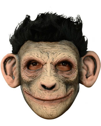 Grinsender Affe