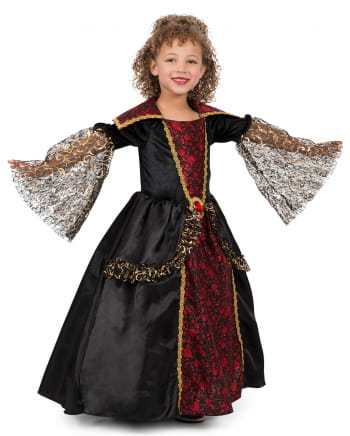 Lady Versailles Vampireess Child Costume