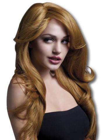 Nicole Damen Perücke rotblond