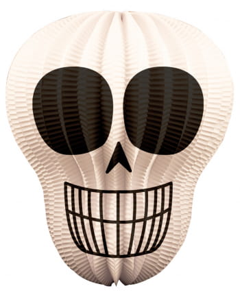 Lantern Skull 31cm