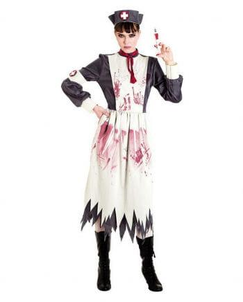 Lazarett Krankenschwester Kostüm Gr.S