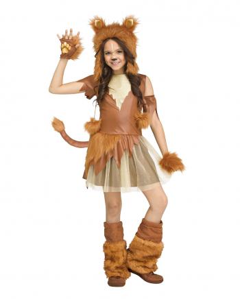 Lea Lionheart Children´s Costume