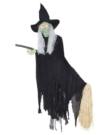 Lifesize Witch Animatronic
