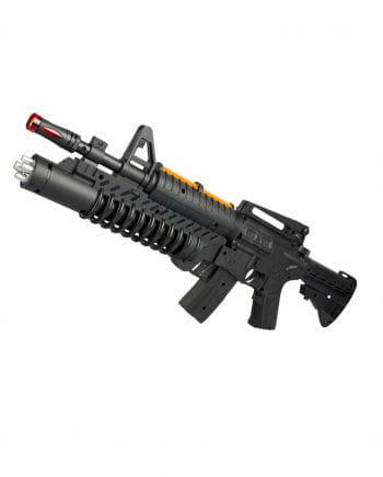 LED Light & Sound AK-Carbine Gun