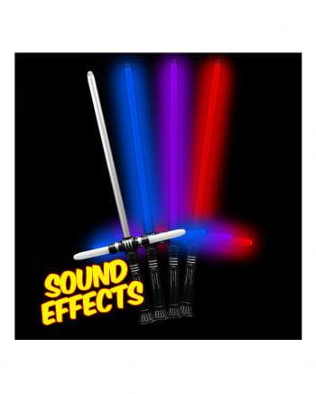 Multicolor & Sound Tri-Saber Lichtschwert