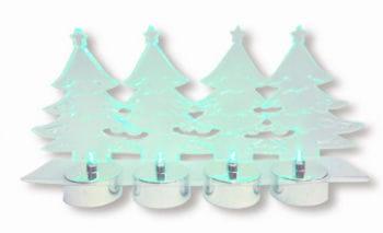 LED Fir Tree 4 PCS Set