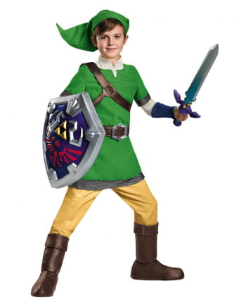 Legend Of Zelda Kids Costume Deluxe