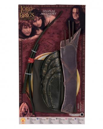 Legolas costume set with bow