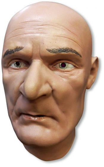 Leichenbestatter Schaumlatex Maske