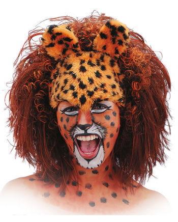 Leopard Perücke