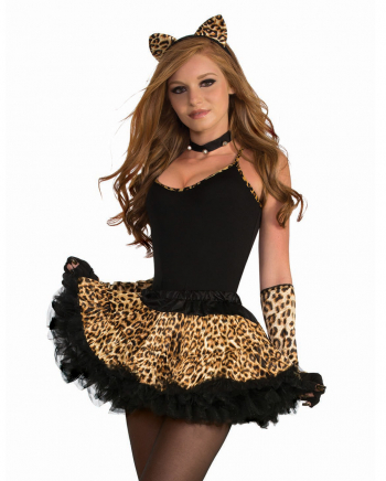 Leoparden Tutu