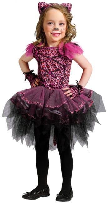 Leoparden Ballerina Kleinkinder Kostüm