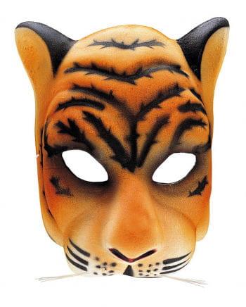Tigermaske aus Kunststsoff