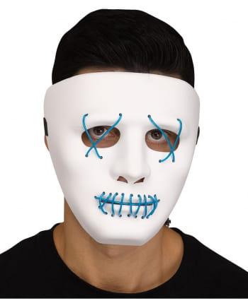 Glowing Halloween mask