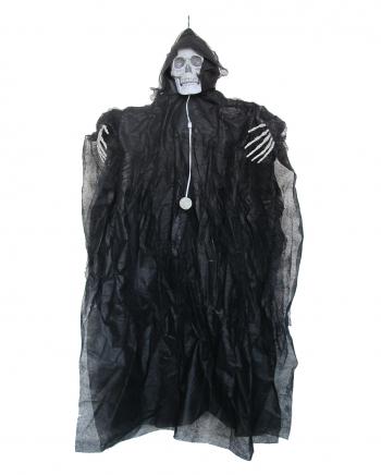 Beleuchteter Skelett Reaper 90cm