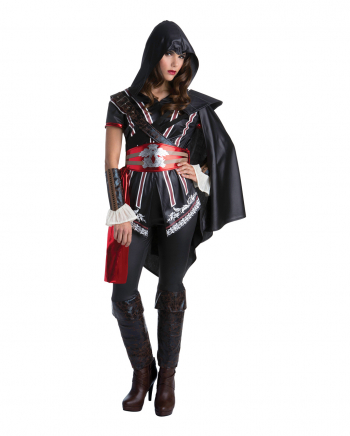 Ezio Assassin's Creed Ladies Costume