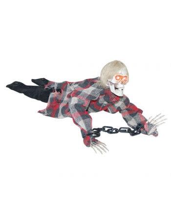 Gefesseltes Mini-Skelett Animatronic