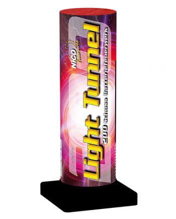 Light Tunnel Batteriefeuerwerk 200 Schuss