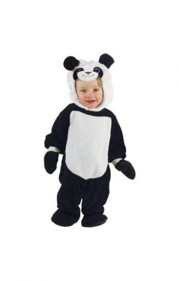 Süßer Panda Babykostüm