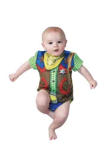 Little Cowboy Baby Body