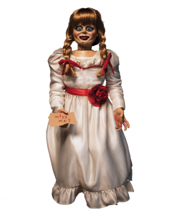 Lizenzierte Annabelle Puppe Lebensgroß 100 cm