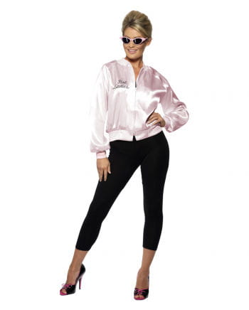 Grease Pink Lady Jacket Plus Size