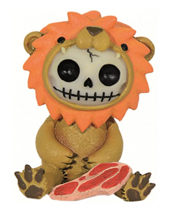 Lion Furrybones Figure Small