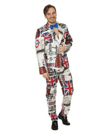 Stylischer London Anzug