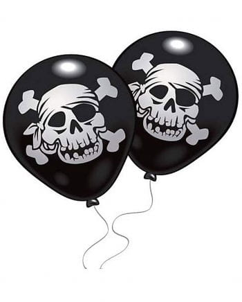 Pirate Balloons 10 Pcs