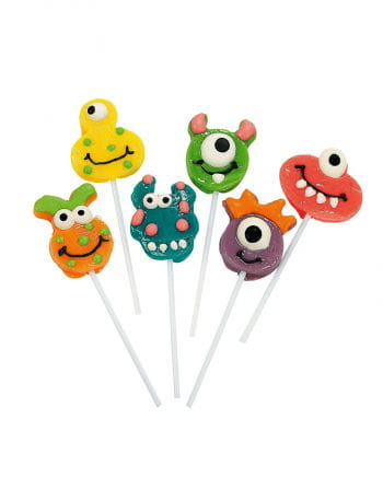 Witziger Monster Lolly