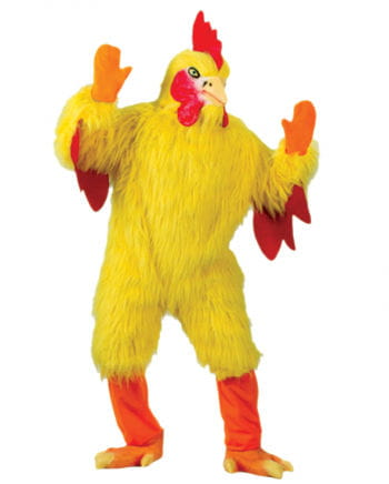Funny Chicken Costume Premium