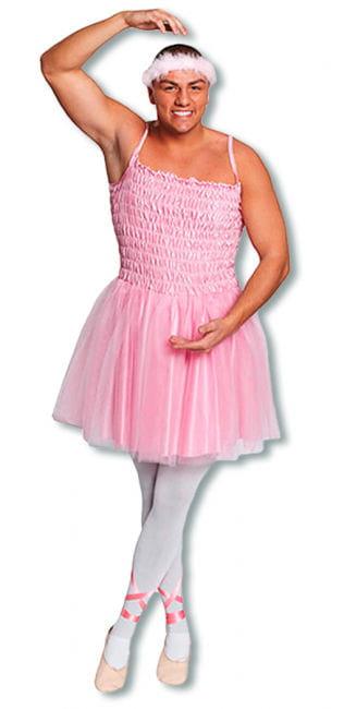 Männer Ballerina Kleid