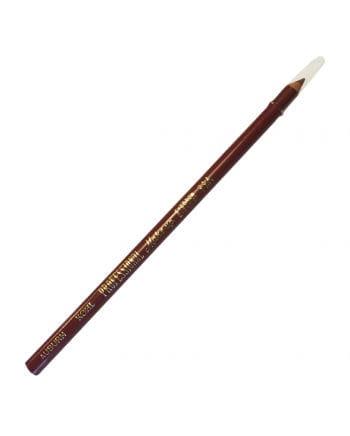 Rotbrauner Make Up Stift