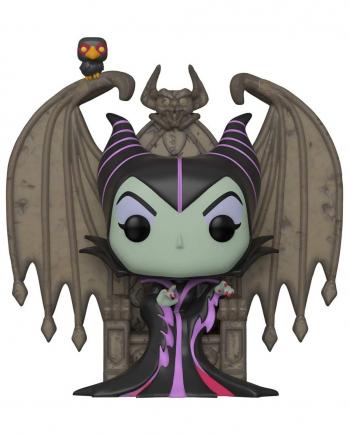 Maleficent auf Thron Deluxe Funko Pop Figur