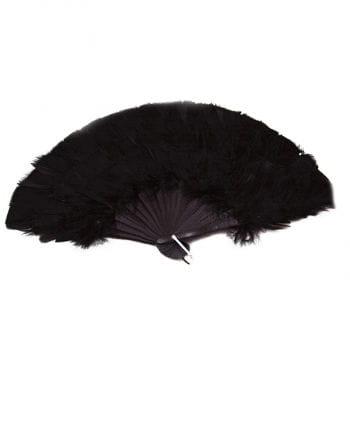 Marabu Feder Fächer schwarz