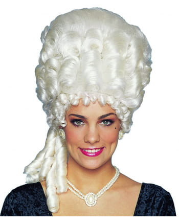 Marie Antoinette Wig Deluxe