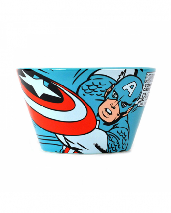 Captain America Retro Müslischale