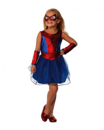 Spider Girl Costume Tutu Marvel